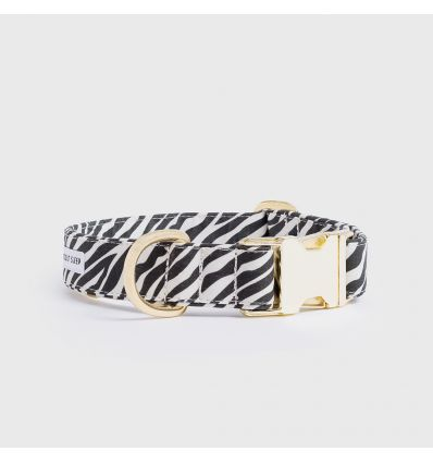 Collier Zebra