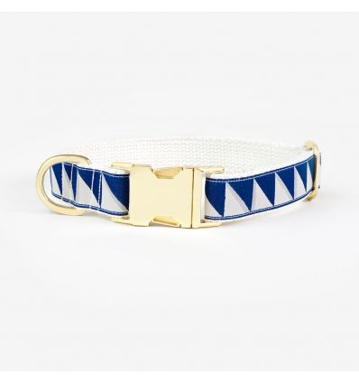 Collier Nice Grill, Navy, Cool Gray, Cream