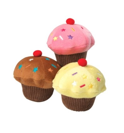 Peluche Cupcake Odeur Vanille